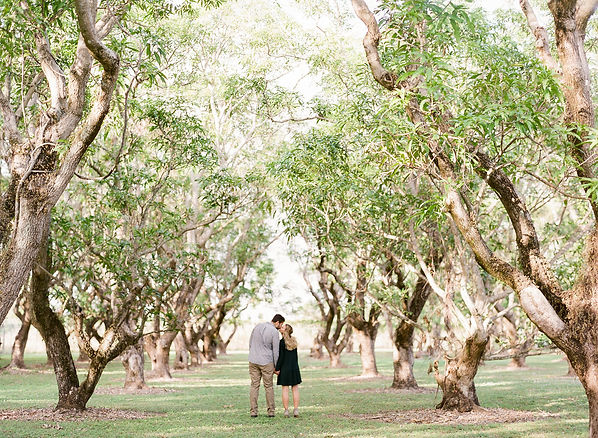 Homestead engagement session