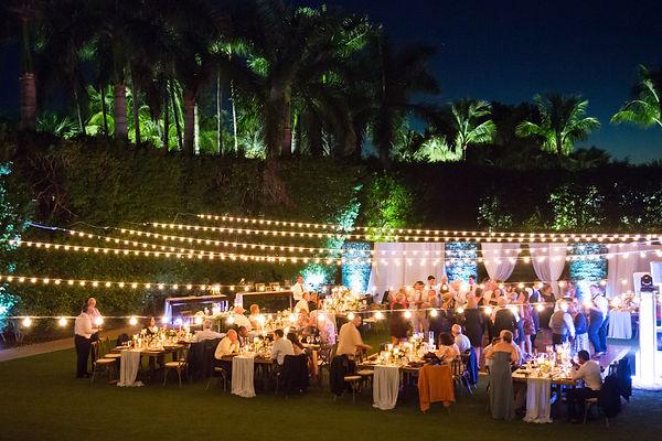 wedding reception hyatt regency coconut point