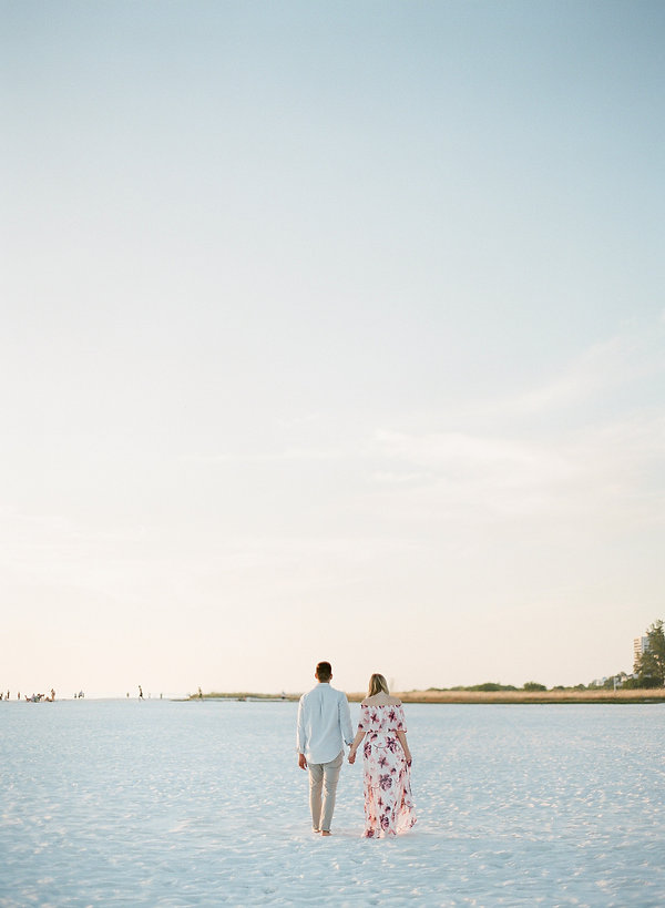 Best engagement session in sarasota florida