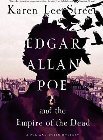 Publication Day: Edgar Allan Poe & the Empire of the Dead