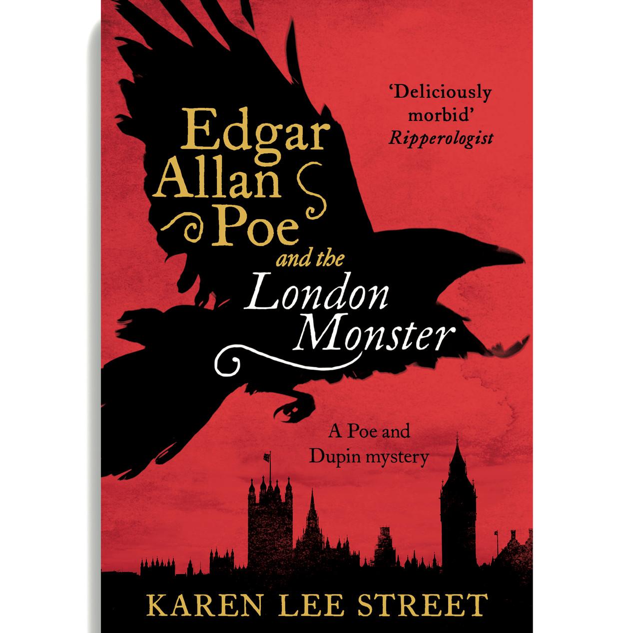 Edgar Allan Poe and The London Monster_9781786070302_MMP