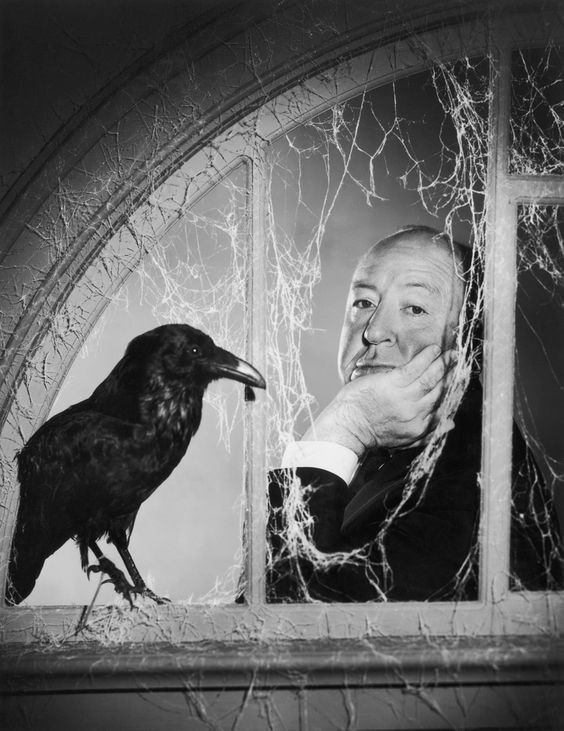 "Alfred Hitchcock ""The Birds"" Copyright by Universal Studios and other respective production studios and distributors. Intended for editorial use only."