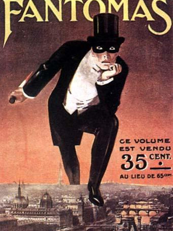 Fantômas: Villain on the Page and the Silver Screen