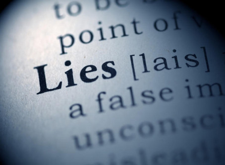 You're Not Moving Forward Because of the Lies You Tell Yourself