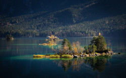 eibsee le isole
