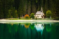 La cappella dedicata alla Divina Madre Dolorosa