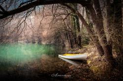 lago levico boat
