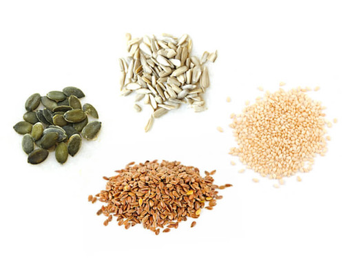 Seed Cycling. A Simple Way To Balance Your Hormones