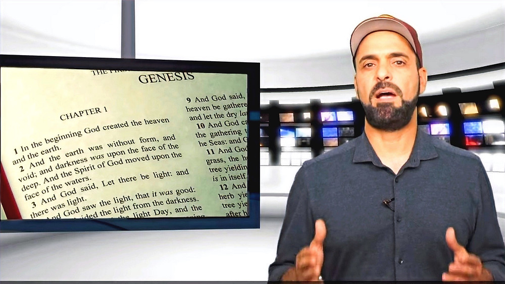 Illustration: Reason #1: The Bible, Screenshot (Boomerang's YouTube Weekly J&S Report 00:27)