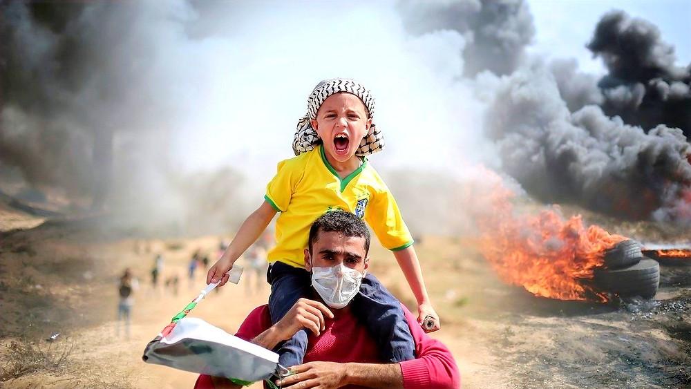 Illustration: Gaza Strip [CC0 Public Domain] via Max Pixel