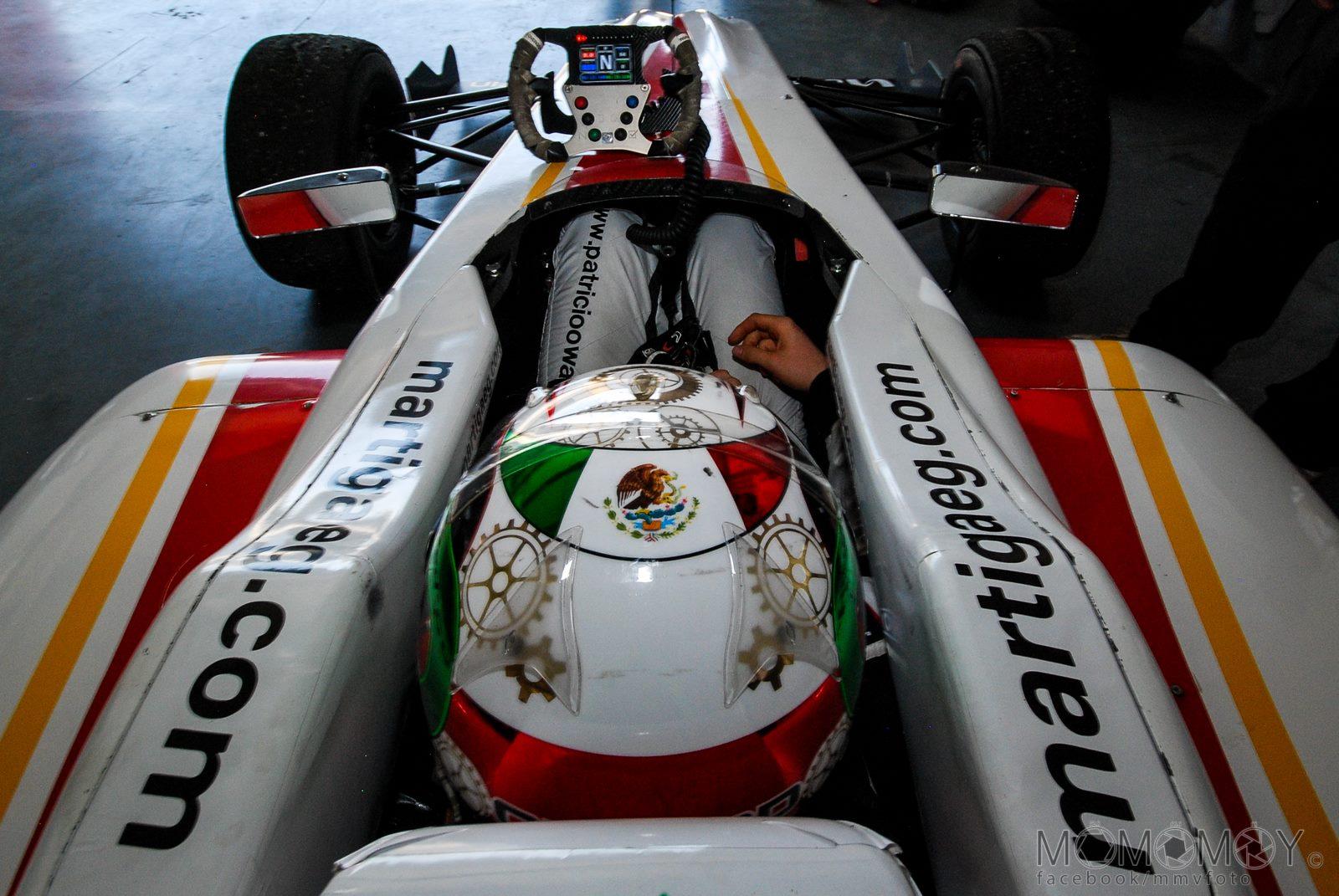 F4 Puebla with Martiga EG