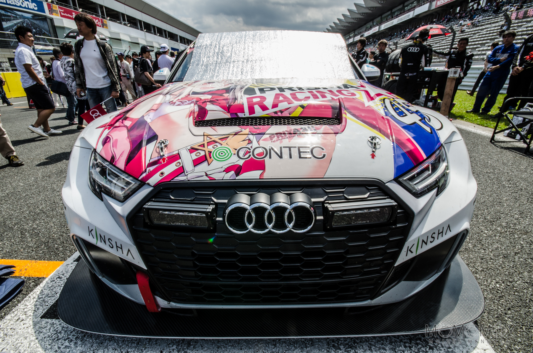 Fuji 24 Hrs - Starting Grid