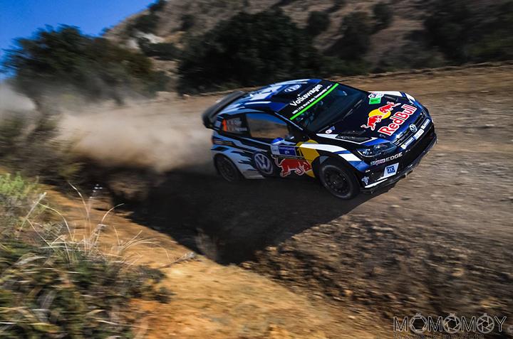 WRC MEXICO 2016