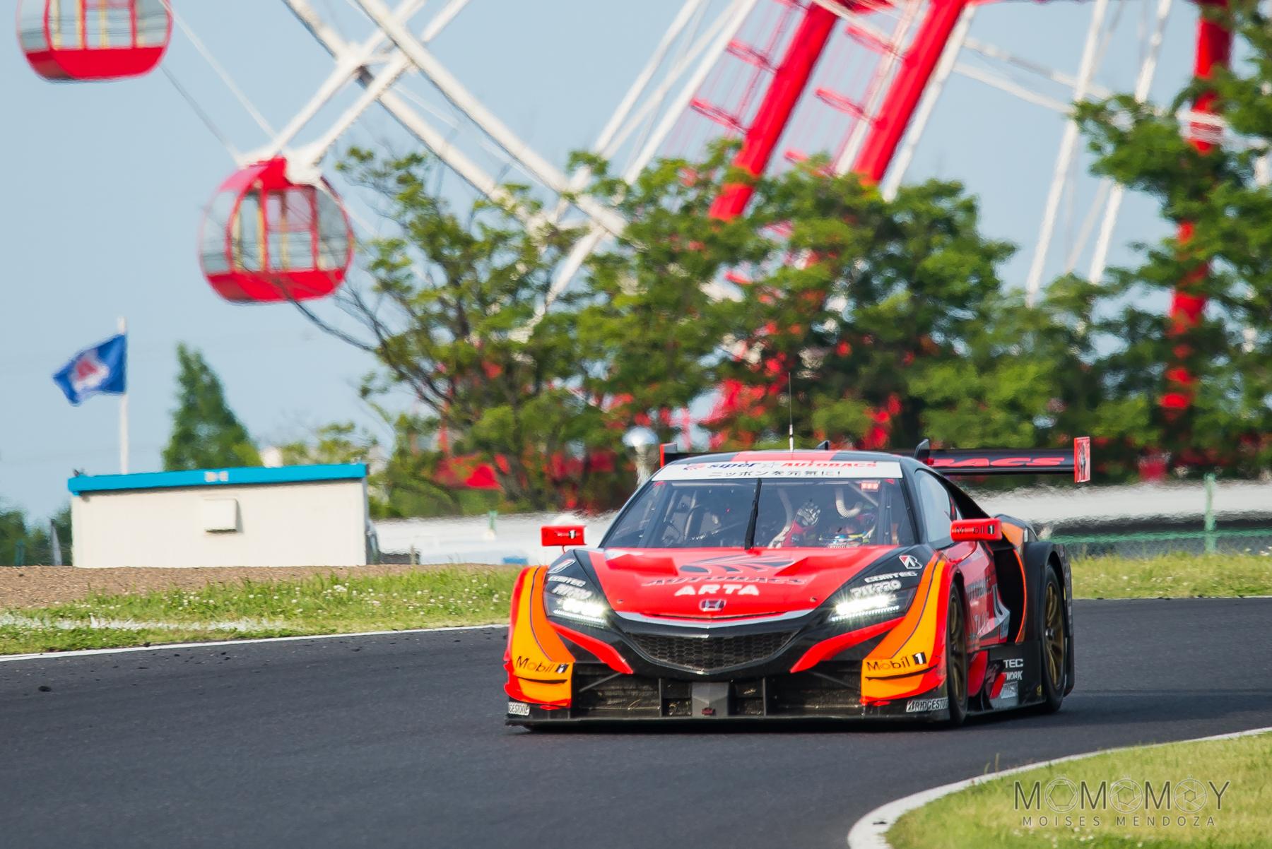 Suzuka GT 300 Km - Super GT. winner