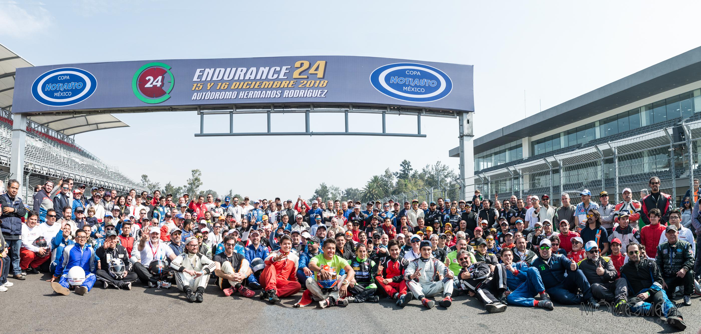 Endurance 24 2018