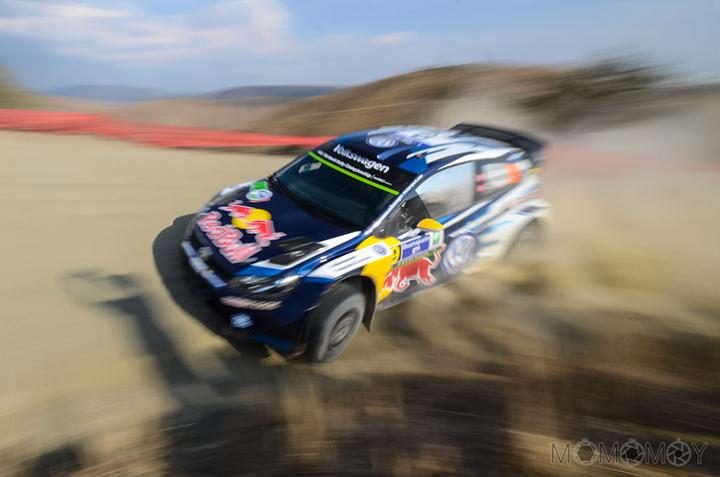 WRC MEXICO 2015