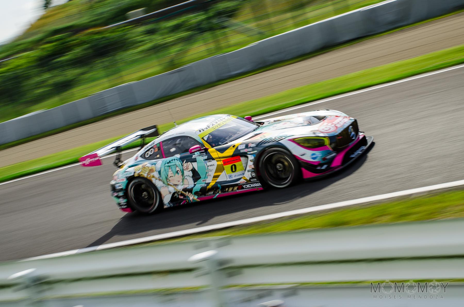 Suzuka GT 300 Km - Super GT. Lap 1