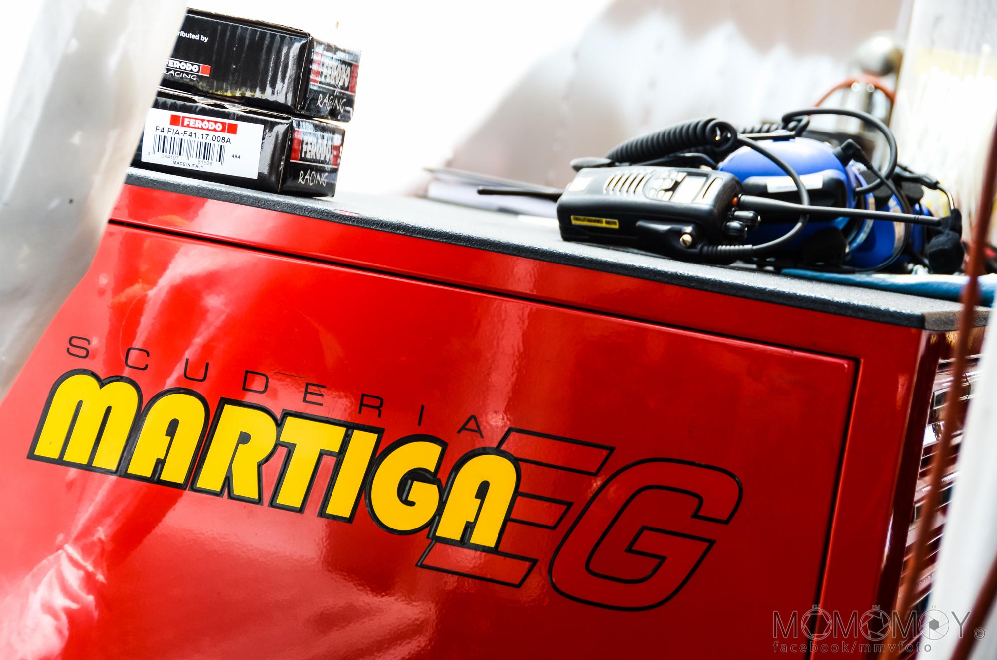 F4 Pegaso with Martiga EG