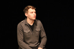 Josh Krause as Young Karski