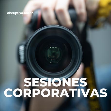 Sesiones Corporativas