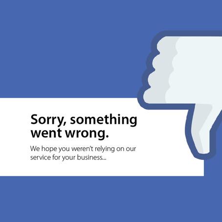 ¿Cuánto daño económico causó el apagón de Facebook en C.A.?