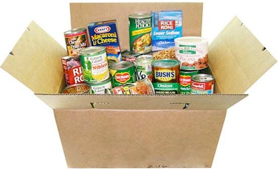 pantry boxes -  - Food insecurity suppliers, community meals, disaster foodservice food service supplier, hunger, co-packer, relief