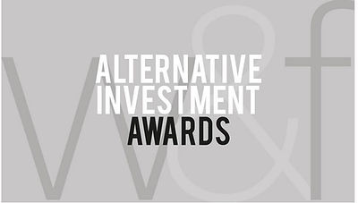 Wealth and Finance awards