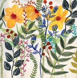 California Flowers by Lori Perez
