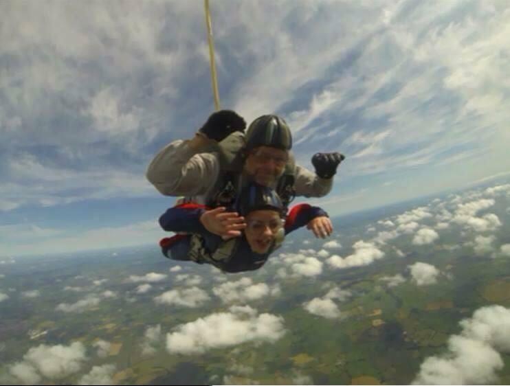 Sky dive 2015
