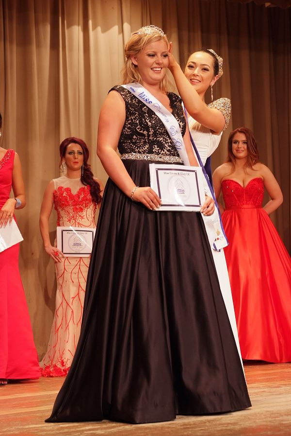 Miss Charity UK over £600