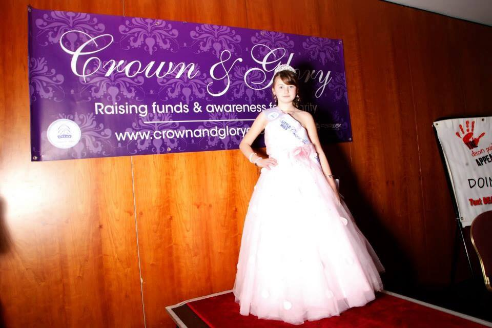 Little Miss NW Charity Feb 2014 Jade