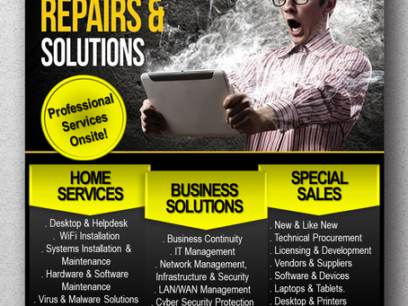 MICROTECH INFO SYSTEMS is 100% ready for all your Professional needs...