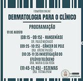 I Simpósio Online de Dermatologia para o Clínico