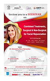 Combined treatments, Surgical And Non-Surgical, For Facial Rejuvenation