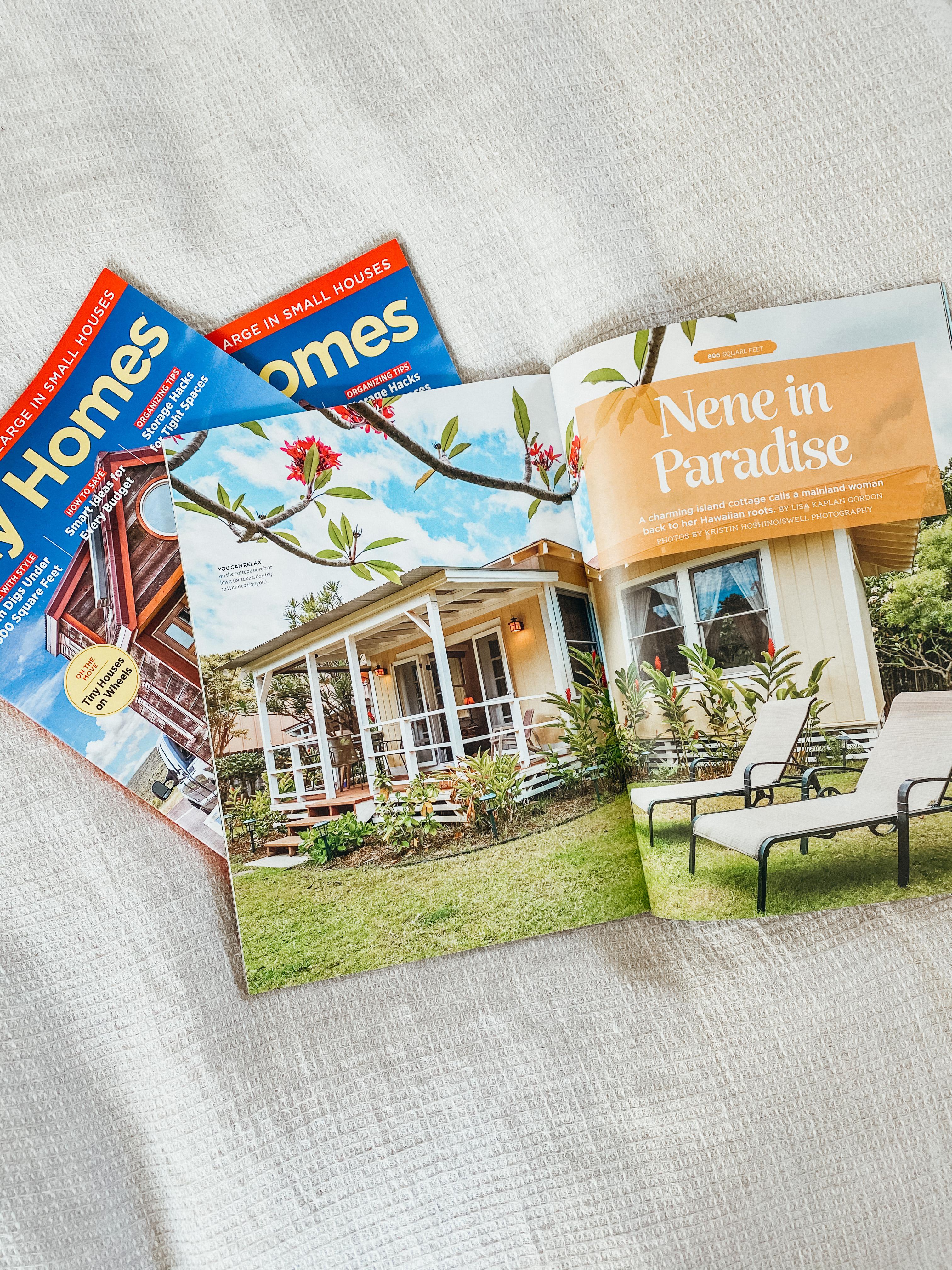 Tiny Homes Magazine