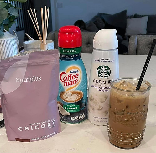 INSTANT CHICORY WEIGHTLOSS COFFEE