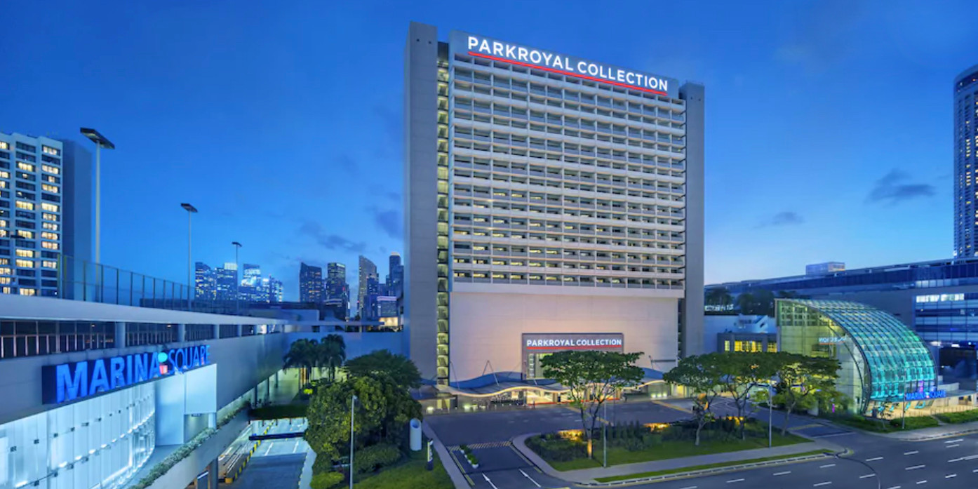 Parkroyal Collection | Branding