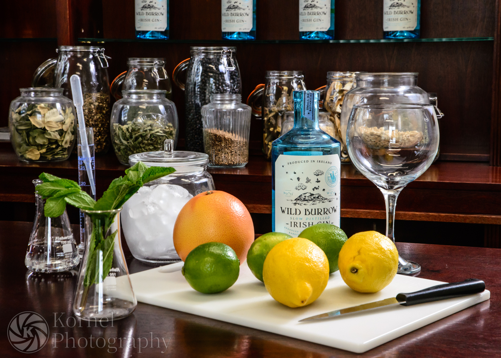 Commercial photos by Kornel Photography