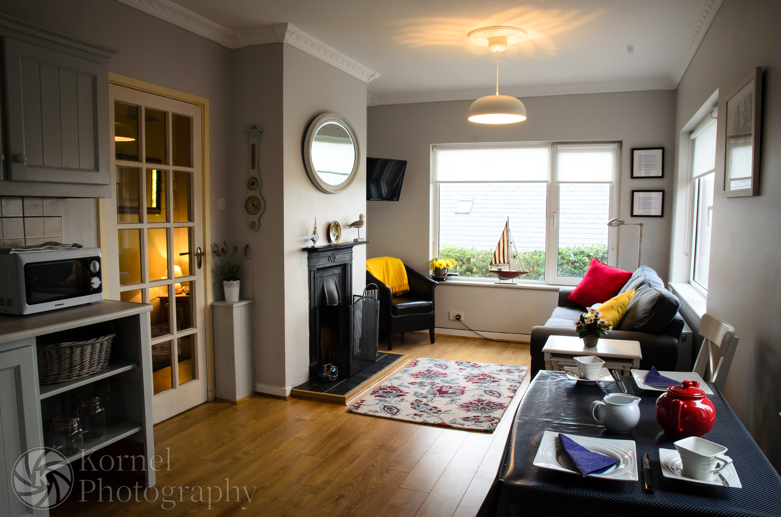 Property photos by Kornel Photography