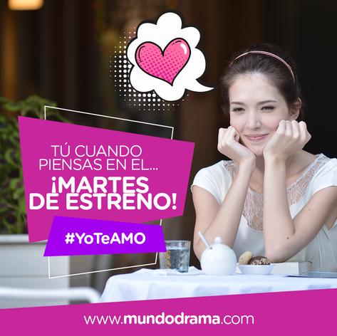 Client: Mundo Drama TV