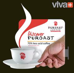 Client: Puroast Coffee
