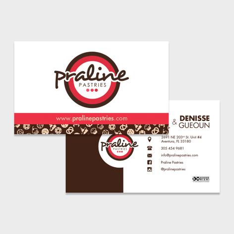 Client: Praline Pastries