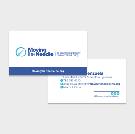 Client: Moving the Needle, Inc.