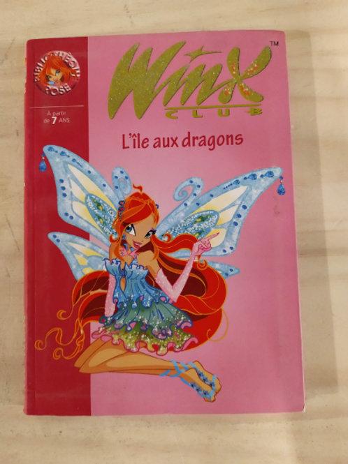 """WMX """"l'île aux dragons"""""""