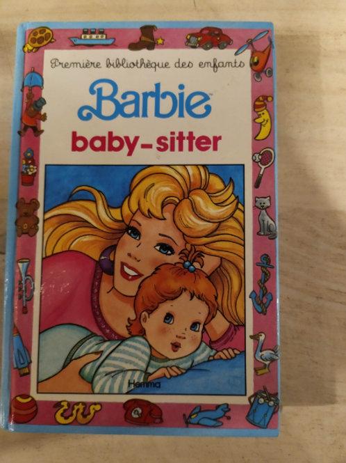 """Barbie """"baby sitter"""""""