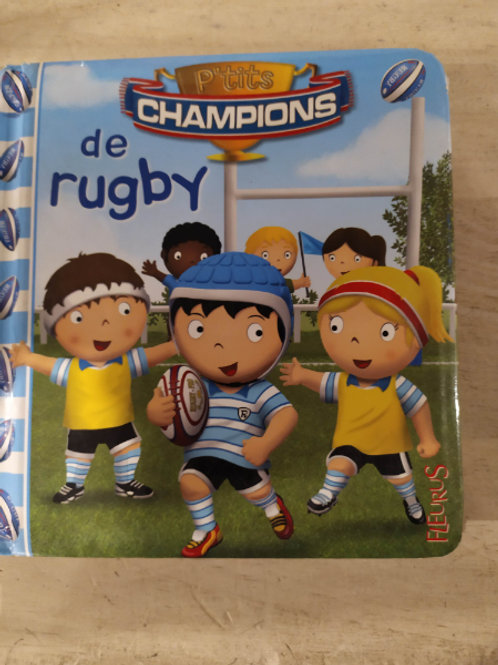 Champions de rugby