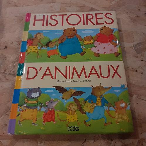 HISTOIRE D ANIMAUX
