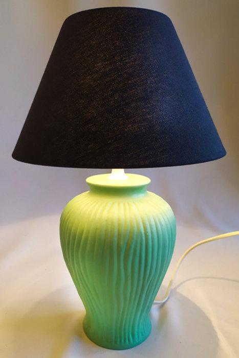 """LAMPE """"écorce"""""""
