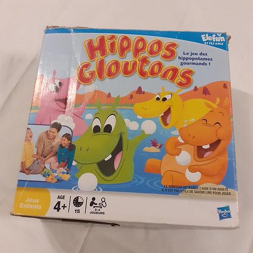 HIPPO GLOUTONS