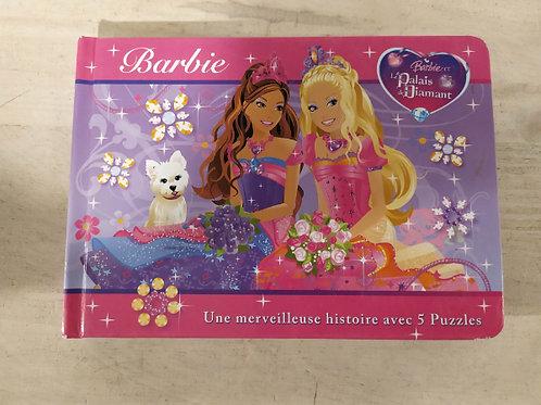 """Barbie """"le palais de diamant"""""""